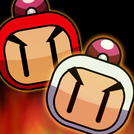 BOMBERMAN TOUCH 2 -VOLCANO PARTY app icon