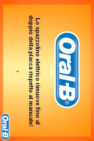 Screenshot OralB Power Action